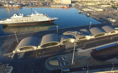 "DP World Limassol awarded as  the ""Most Efficient Cruise Terminal"""